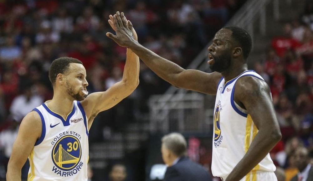 Houston Rockets'ı Warriors durdurdu