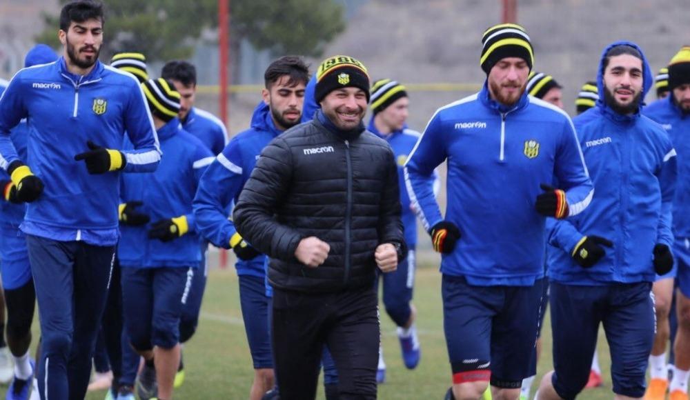 Yeni Malatyaspor 3 puana odaklandı
