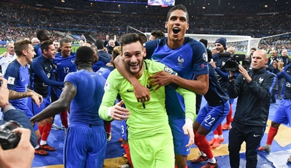 Fransa'nın aday kadrosu belli oldu!