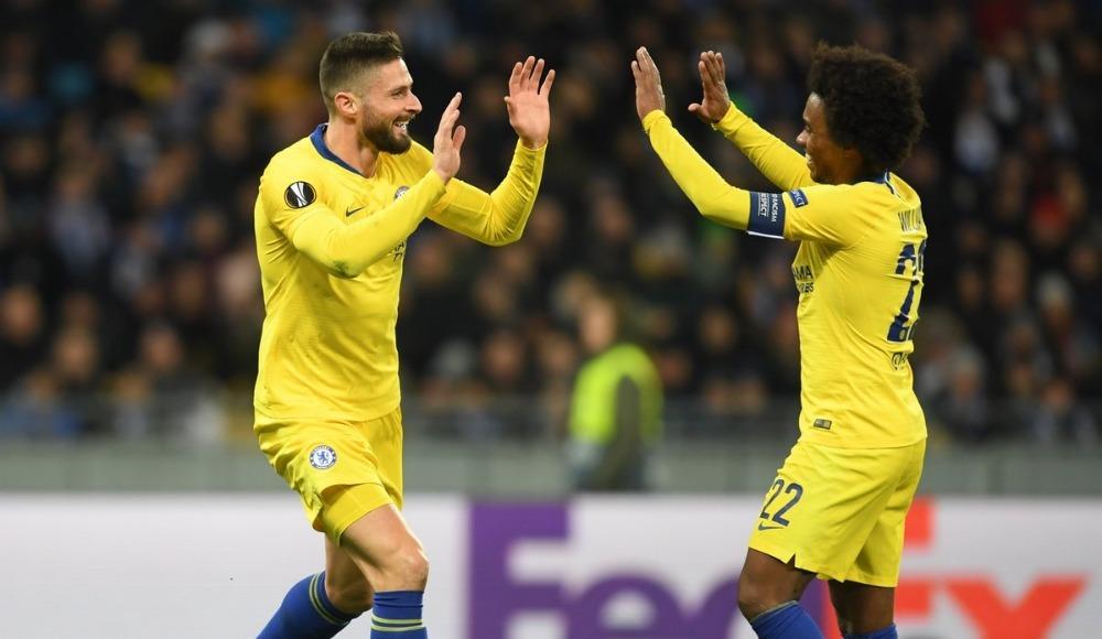 Chelsea güle oynaya çeyrek finalde!