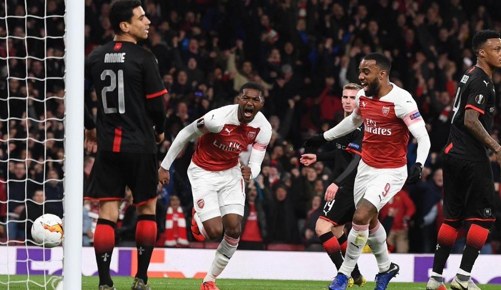 Arsenal sahasında çeyrek final biletini kaptı!