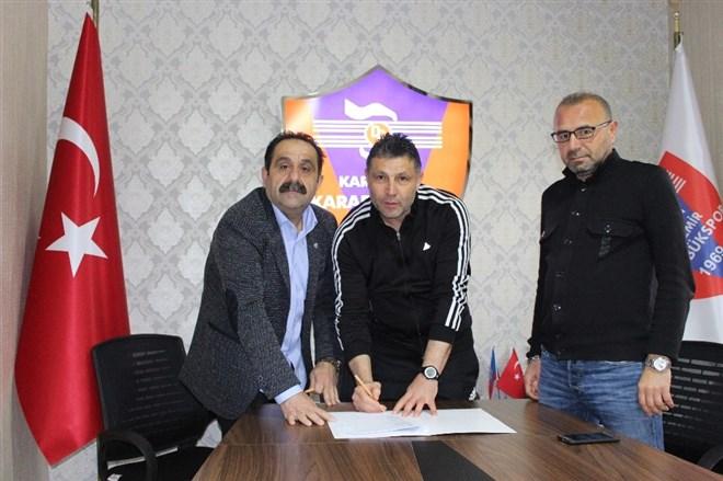 Karabükspor'un yeni hocası İlhan Özer