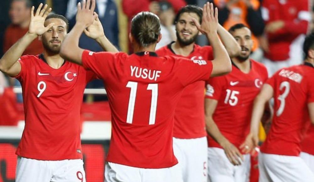 A Milli Futbol Takımı'nın programı belli oldu! İşte maç programı...