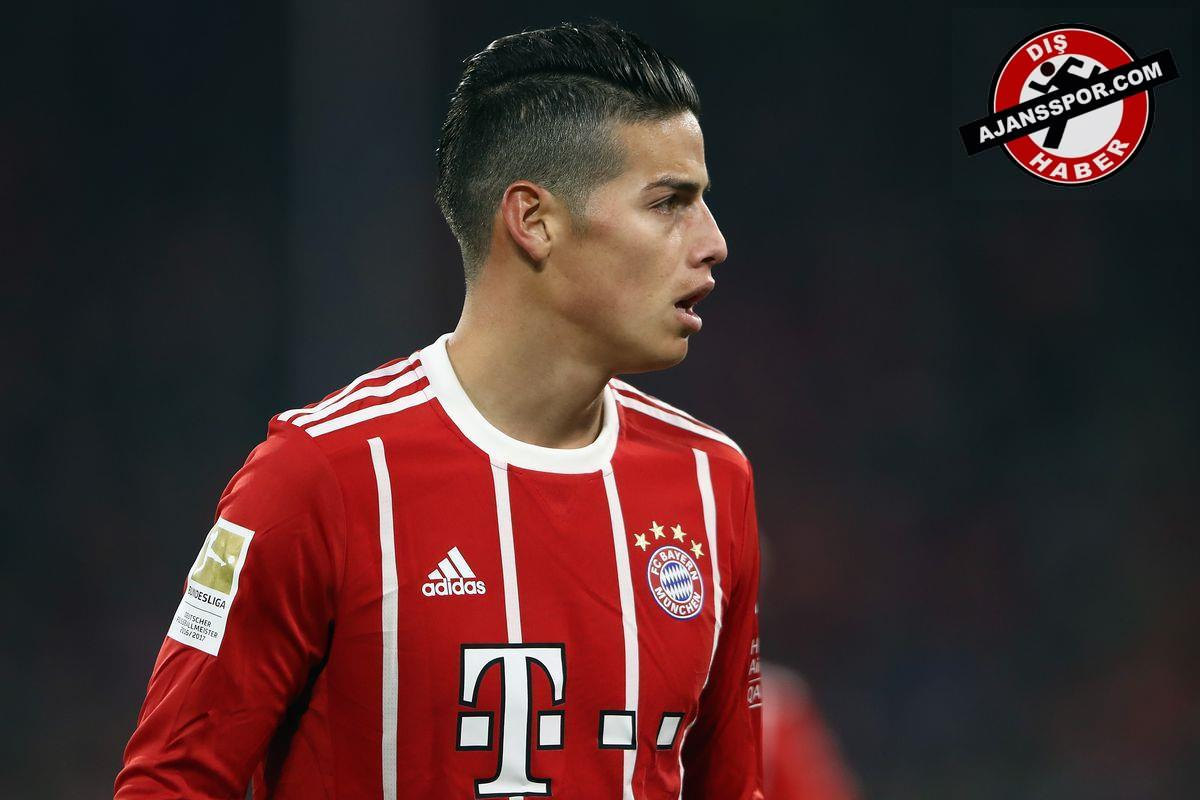Real Madrid, James Rodriguez'i Bayern Münh'e satmaya hazırlanıyor
