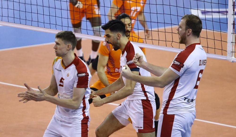 Galatasaray, Tokat Belediye Plevne'yi 3-1 yenerek yarı finale yükseldi
