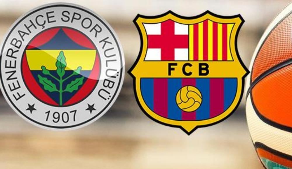 Fenerbahçe Beko - Barcelona Lassa (Canlı Skor)