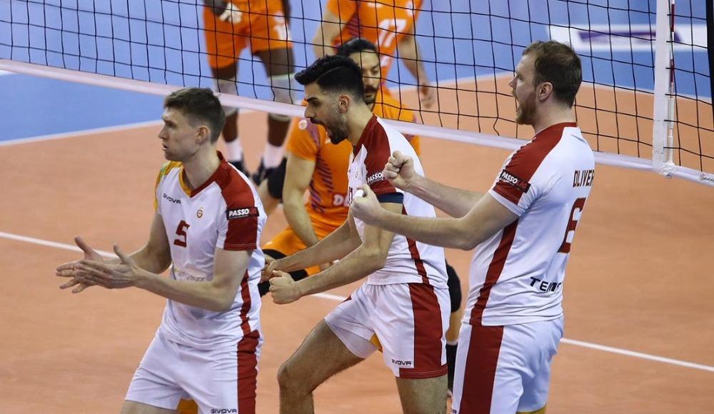 Galatasaray, İstanbul Büyükşehir Belediyespor'u 3-0 yendi