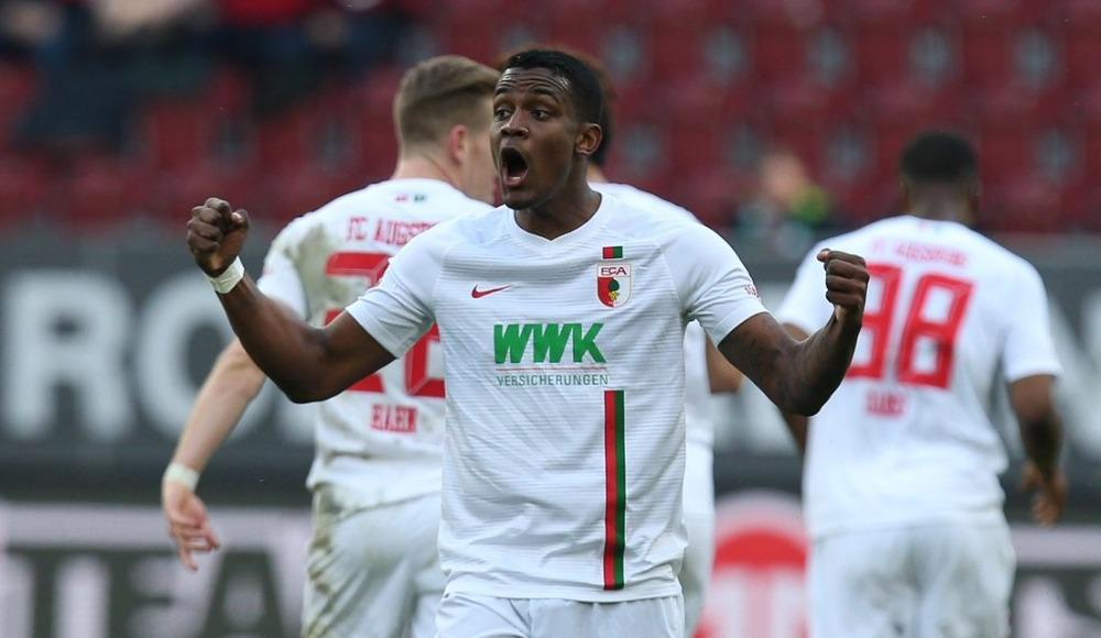 Özet - Augsburg, sahasında Hannover 96'yı 3-1 yendi