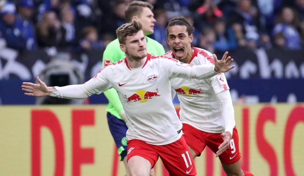 Özet - Leipzig, Schalke deplasmanında mutlu