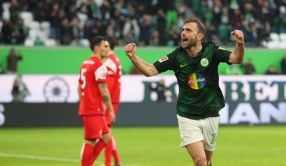 Özet - 7 gollü maçta kazanan Wolfsburg oldu!