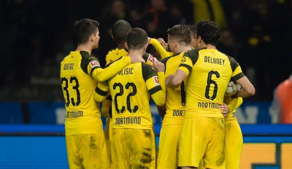 Özet - Marco Reus, Dortmund'u ipten aldı!