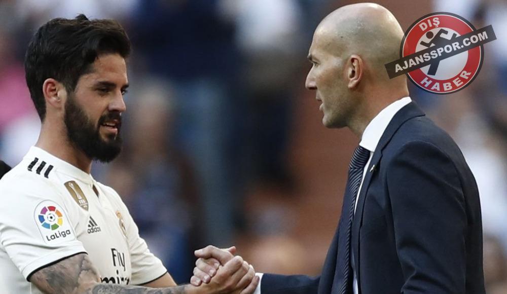 """Zidane: """"Önemli olan kazanmaktı"""""""