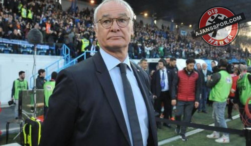 """Cladio Ranieri: """"Başarısızlık durumunda bir şeyler kesin olarak değişecek"""""""