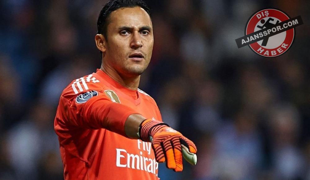 """Keylor Navas: """"Her zaman Real Madrid'de mutlu olduğumu söyledim"""""""