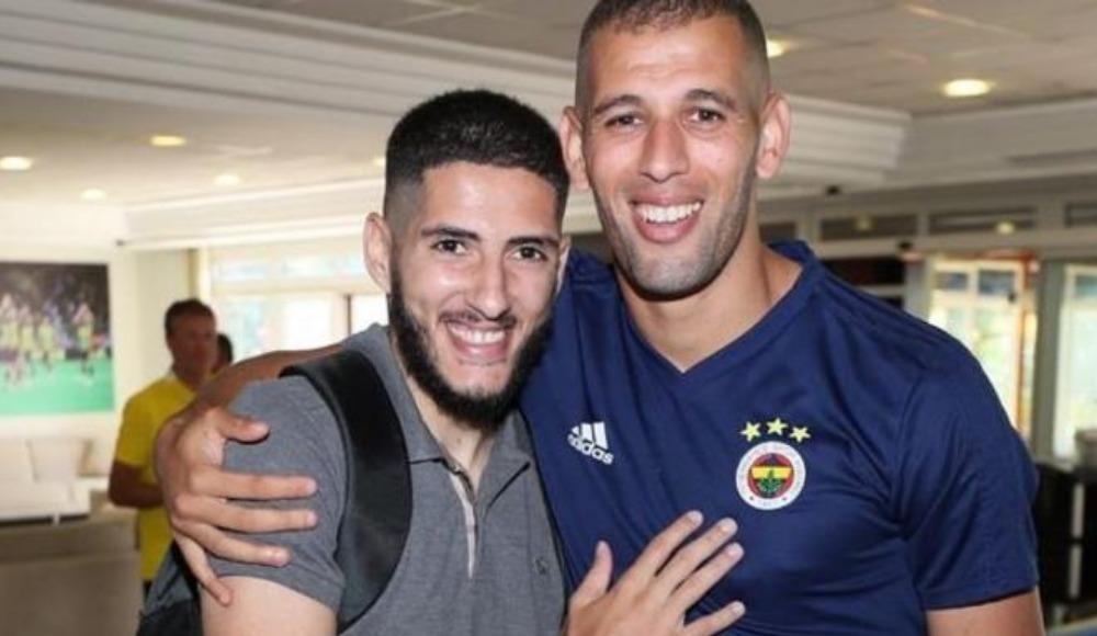 Benzia ve Slimani'ye şok! Cezayir...