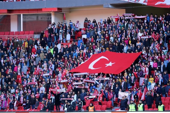 TFF 2. Lig ve TFF 3. Lig'de 31. hafta mücadelesi başladı