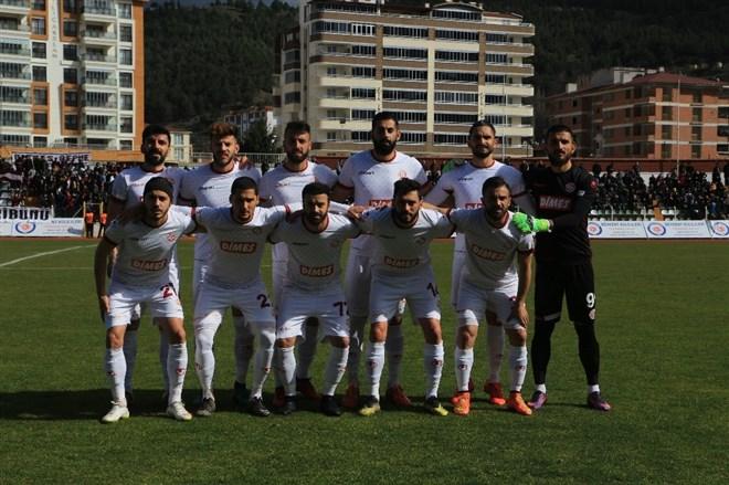 Tokatspor, sahasında BAK Spor Kulübü'nü 2-1 mağlup etti