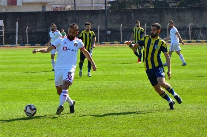 Fatsa Belediyespor sahasında konuk ettiği Turgutluspor'a 1-0 yenildi