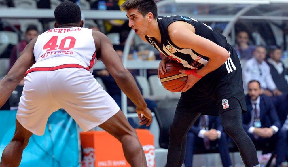 Gaziantep Basketbol, deplasmanda Beşiktaş Sompo Japan'ı 69-63 yendi