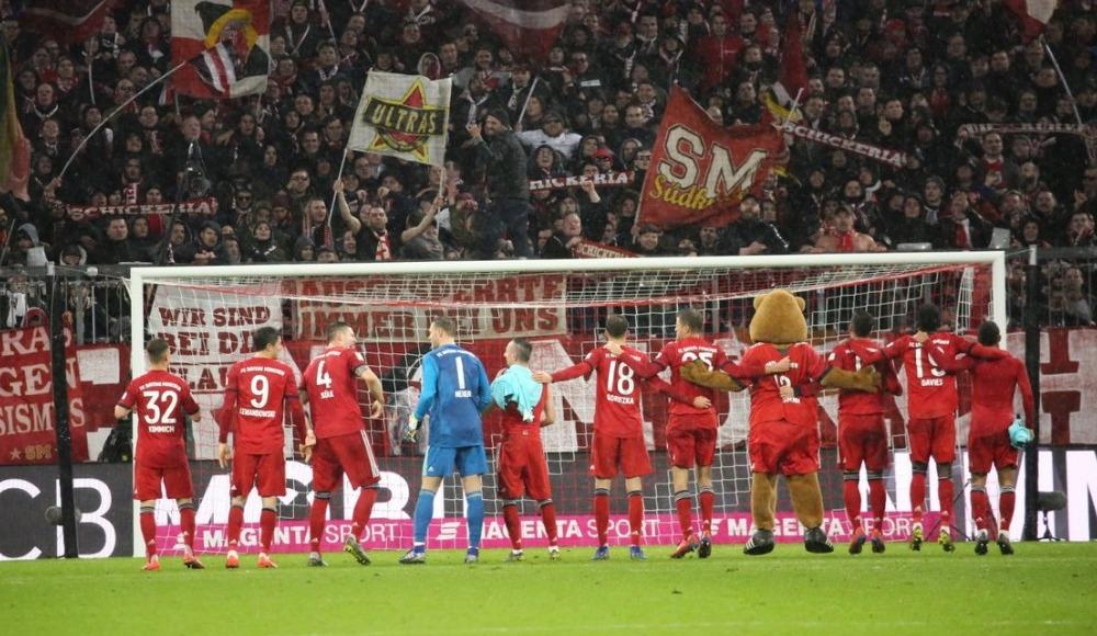Özet - Bayern Münih'ten Mainz'a yarım düzine gol