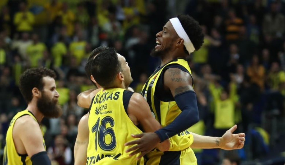 Fenerbahçe Beko'nun konuğu Buducnost VOLI