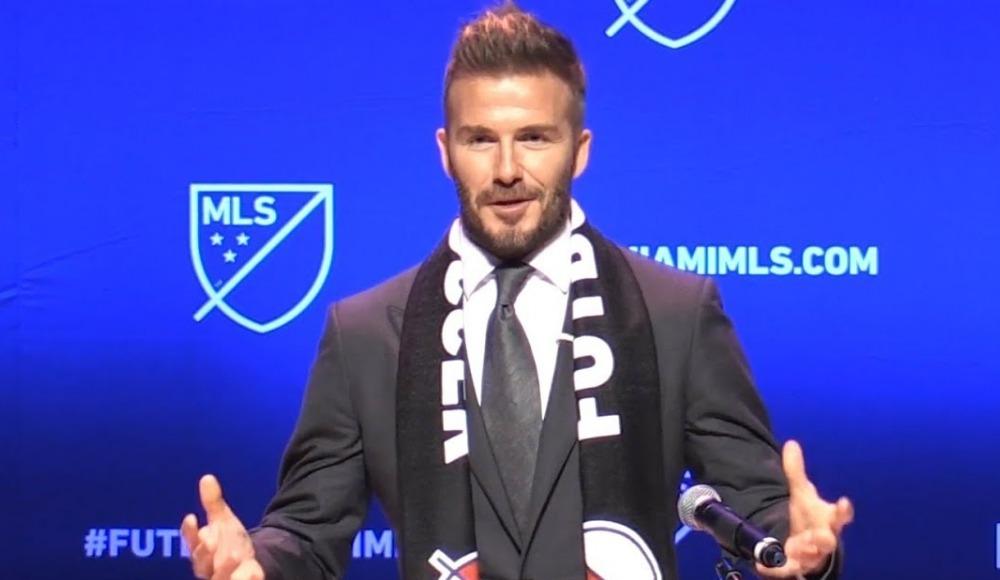 David Beckham gözünü kararttı! Messi, Ronaldo...