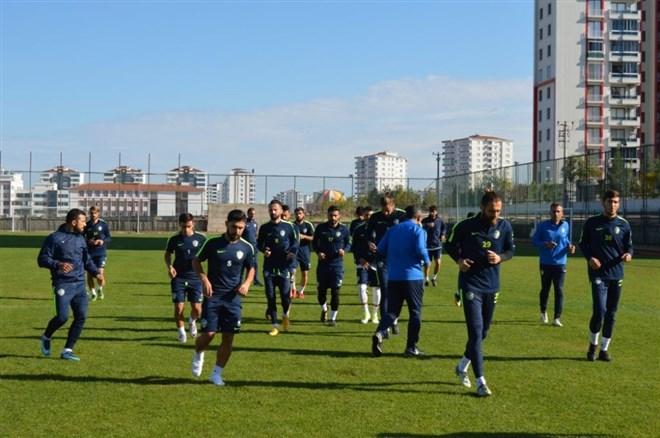 Amed Sportif Faaliyetler, Eyüpspor maçı hazırlıkları devam ediyor
