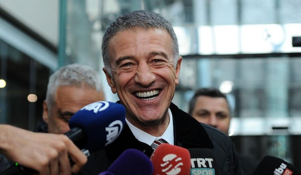 Ahmet Ağaoğlu'ndan liderlik ve Galatasaray açıklaması!