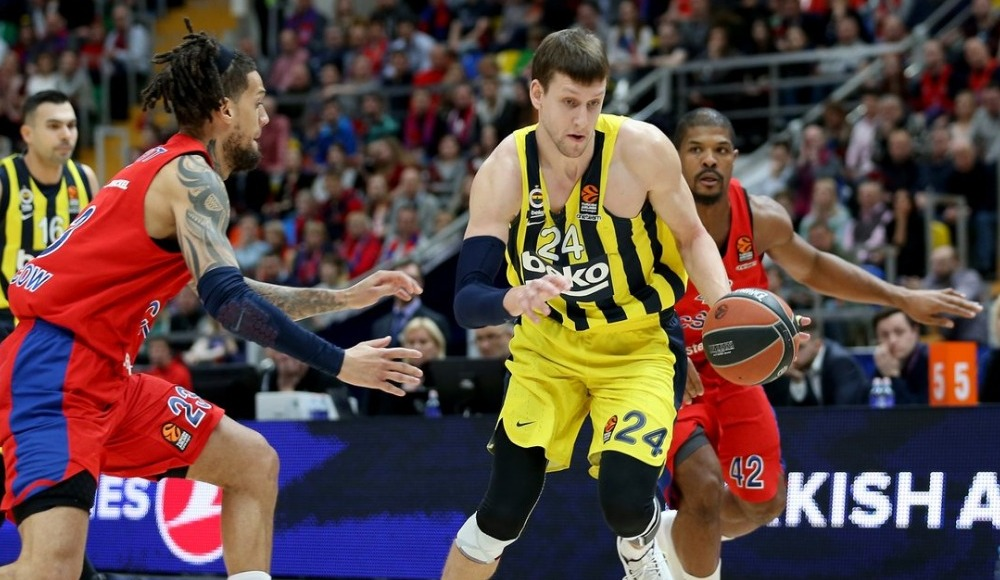 Fenerbahçe Beko, Rusya'da kaybetti!