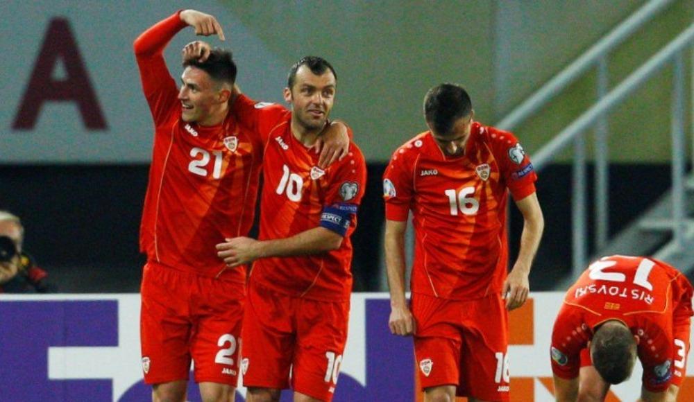 Video - Makedonya, Letonya'yı Eljif'in golleriyle geçti!