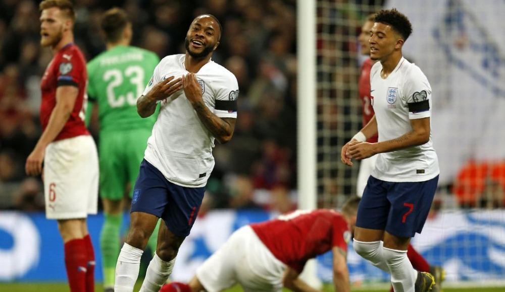 İngiltere, 2020 Avrupa Futbol Şampiyonası Elemeleri'ne farklı başladı!