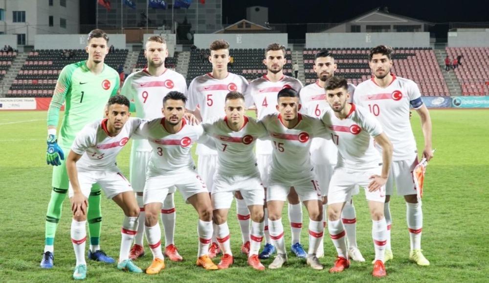 Özet - Genç Milliler, Arnavutluk engelini aştı!