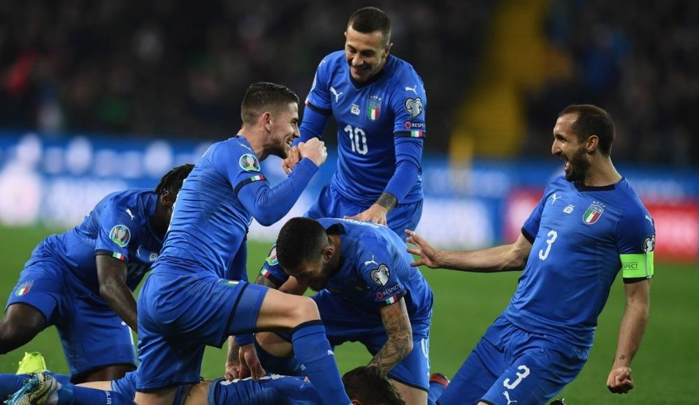İtalya, Finlandiya'yı 2-0 mağlup etti