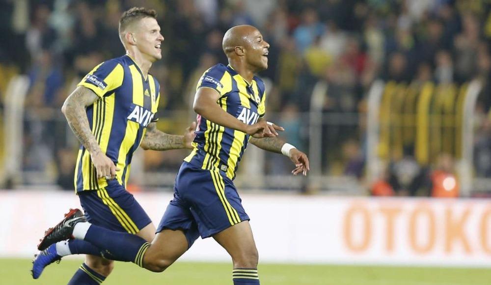 Kendi kaderini çizecek! Fenerbahçe'de Ayew...