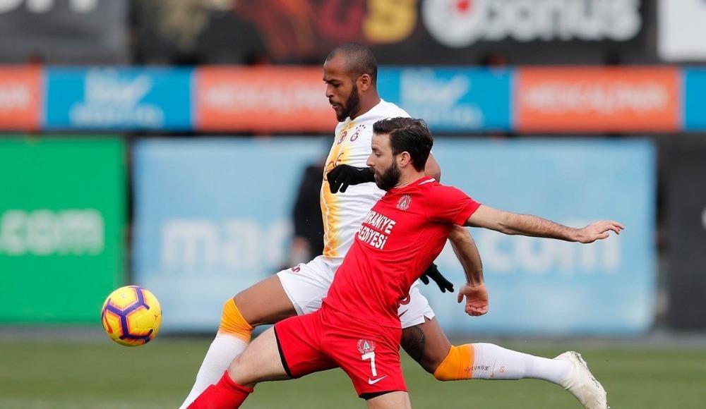 Hazırlık maçında 5 gol oldu, Galatasaray kazandı!