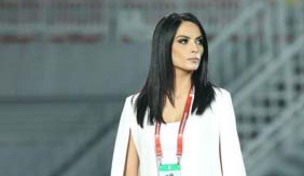 Arnavutluk-Türkiye maçında dikkat çeken spiker