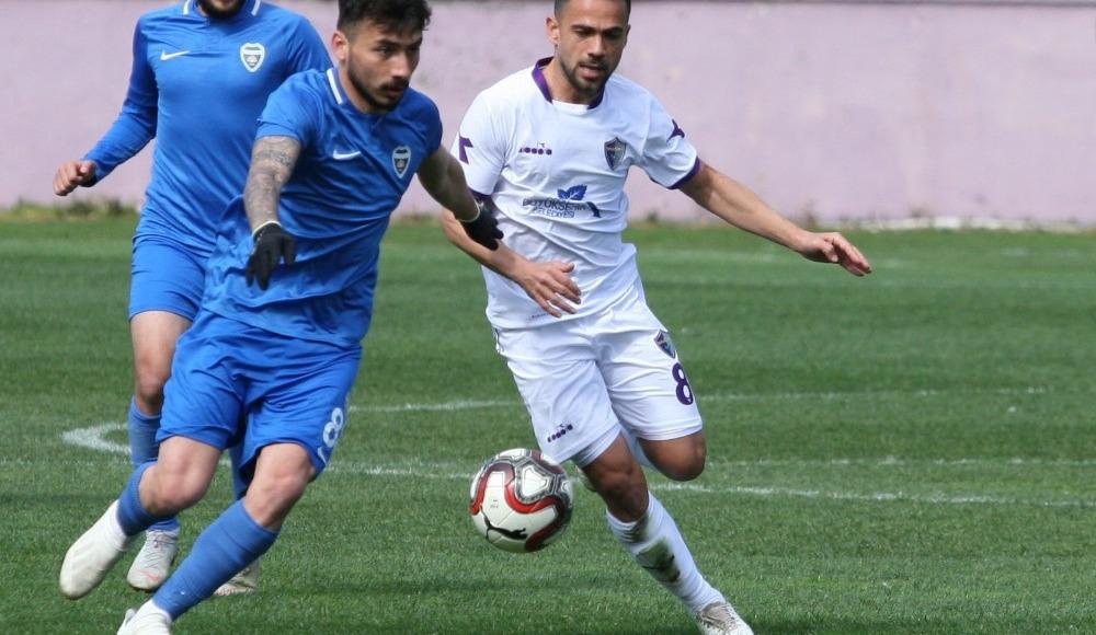 Yeni Orduspor, sahasında Belediyespor'a 1-0 mağlup oldu