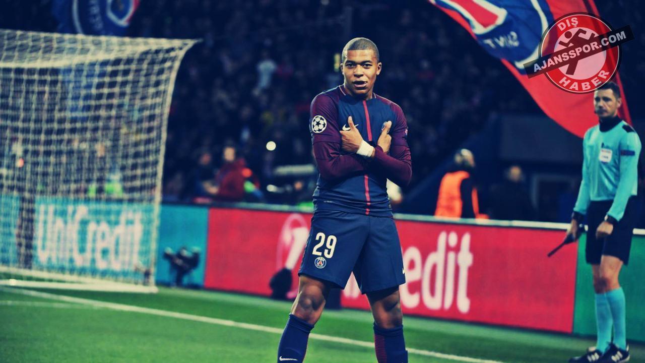 Kylian Mbappe için yıllık 15 milyon Euro...