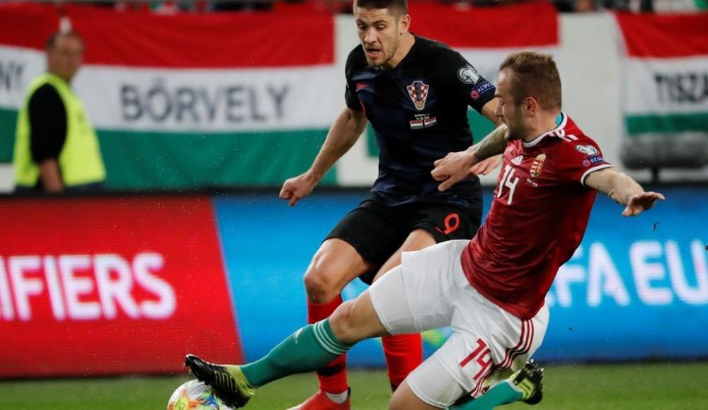 Macaristan, Hırvatistan'ı 2-1 mağlup etti