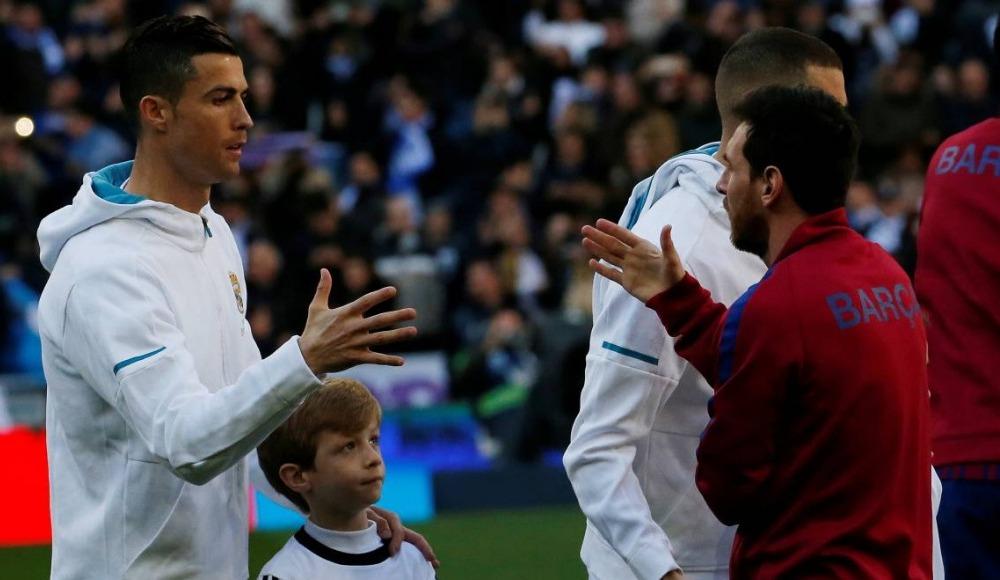 Ronaldo-Messi karşılaştırması