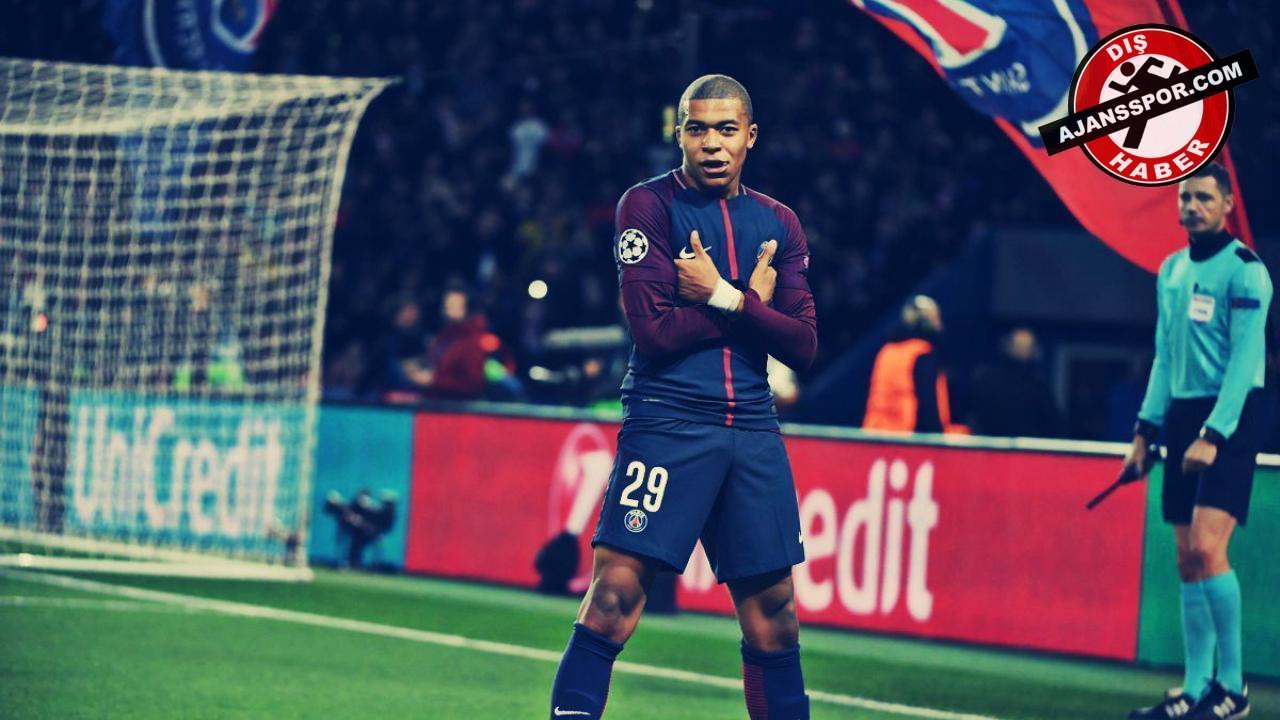 Real Madrid Mbappe'nin peşinde