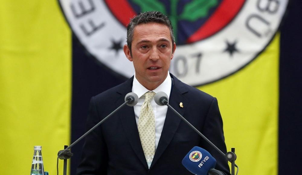 Başkan Ali Koç süreci yönetiyor