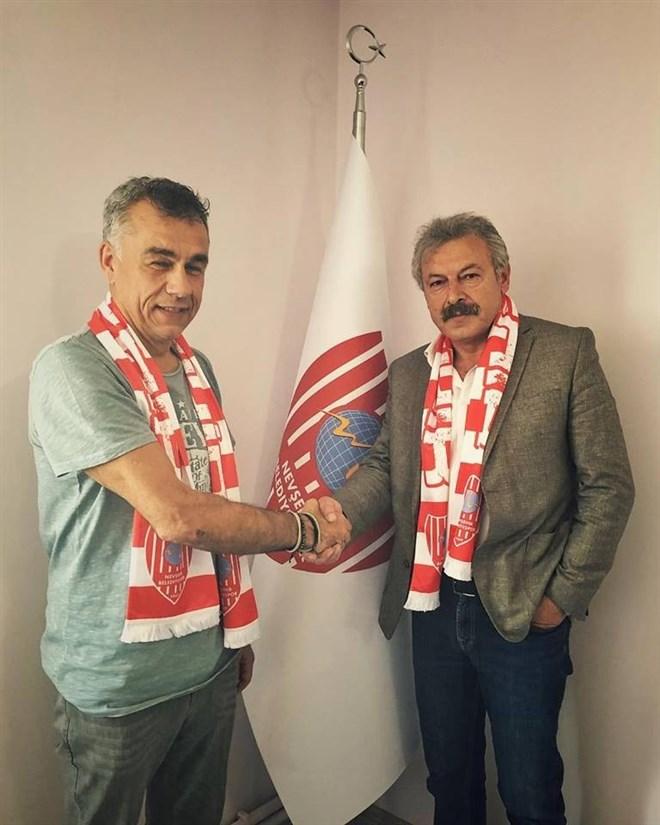 Nevşehir Belediyespor, Teknik Direktör Kardeşler ile yollarını ayırdı