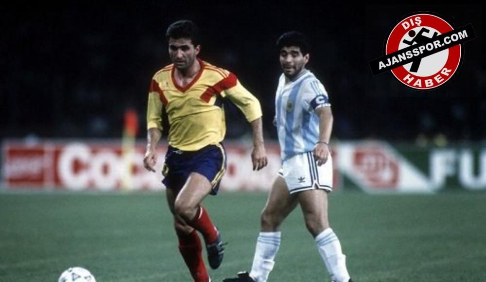 """Maradona en iyi rakiplerinin listesini paylaştı! """"Hagi..."""""""