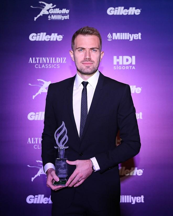 Gillette Milliyet Yılın Sporcusu Ödül Töreni