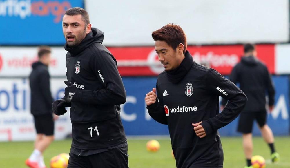 Beşiktaş'a kötü haber! Kagawa'ya yeni talip...