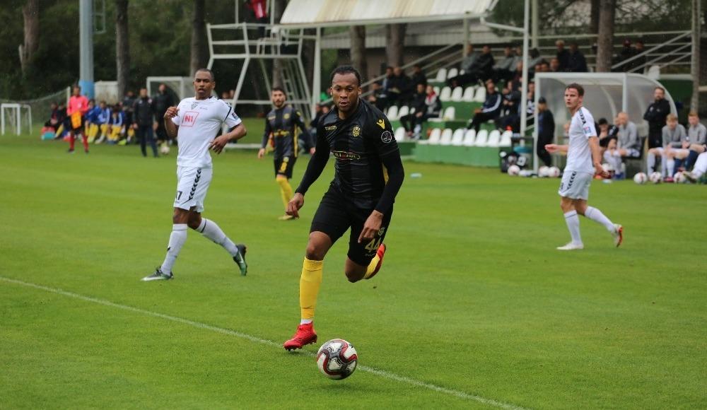 Yeni Malatyaspor hazırlık maçında berabere kaldı!