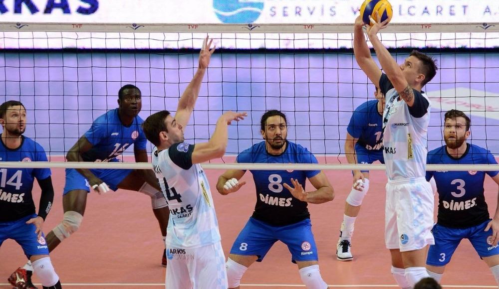 Arkas Spor, Tokat Belediye Plevne'yi 3-1 mağlup etti