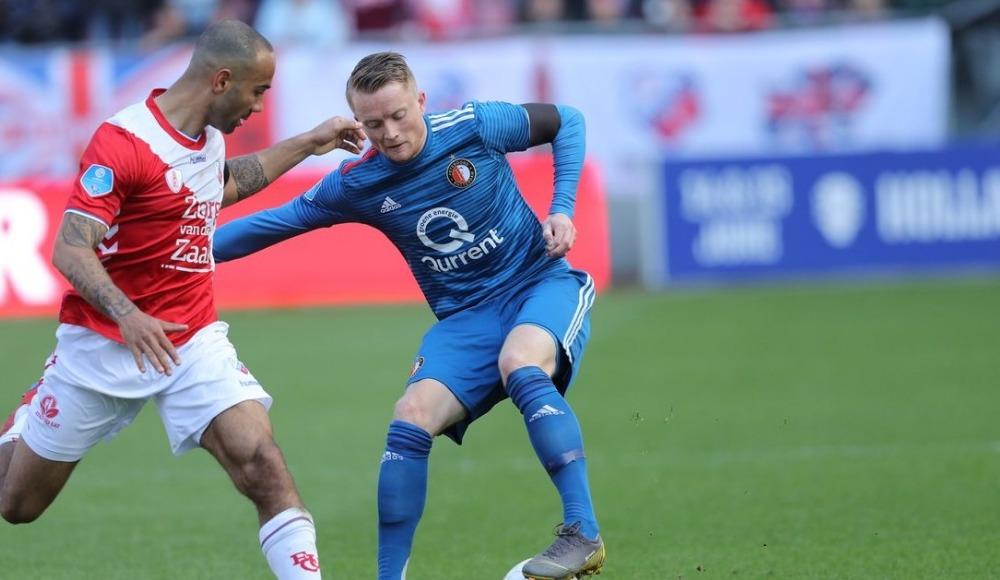 Robin Van Persie'nin golü Feyenoord'a yetmedi! 3-2