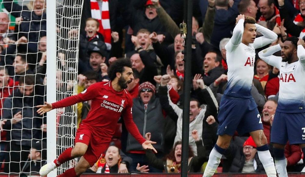 Özet - Liverpool, Tottenham'ı son dakikada yendi, liderliği aldı!